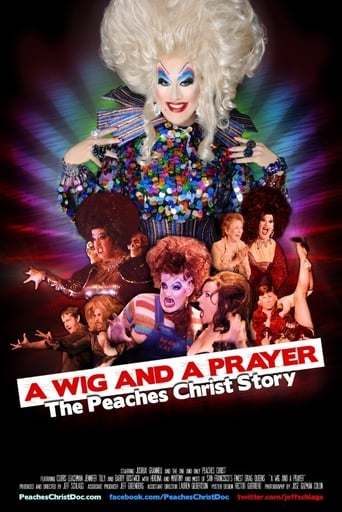 Poster of A Wig and a Prayer: The Peaches Christ Story