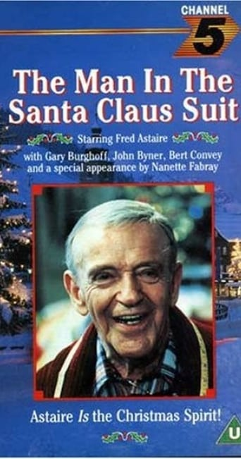 Poster of The Man in the Santa Claus Suit