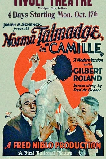 Poster of Camille