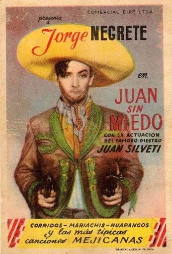 Poster of Juan sin miedo
