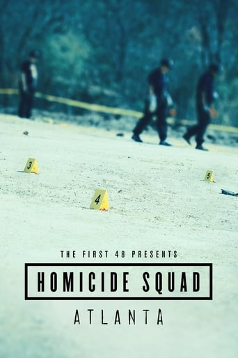The First 48 Presents: Homicide Squad Atlanta image