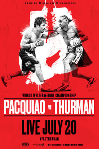 Watch Manny Pacquiao vs Keith Thurman full movie online 1337x