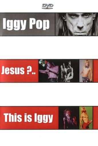 Poster of Iggy Pop: Jesus? This Is Iggy