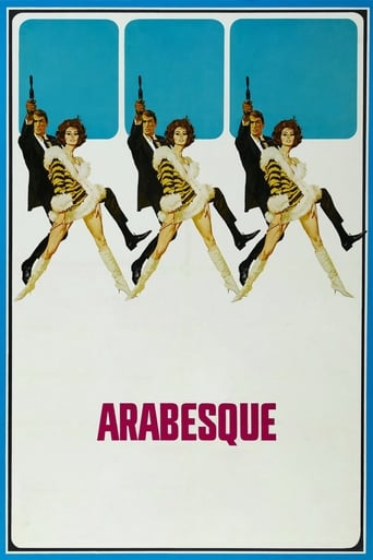 Poster of Arabesque