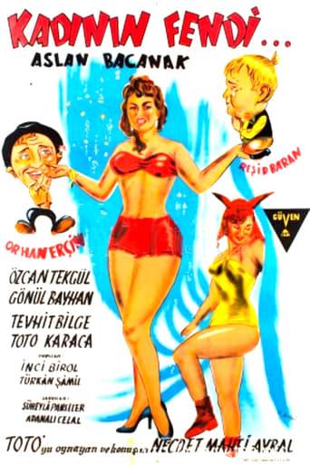Poster of Kadının Fendi