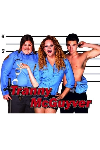 Poster of Tranny McGuyver