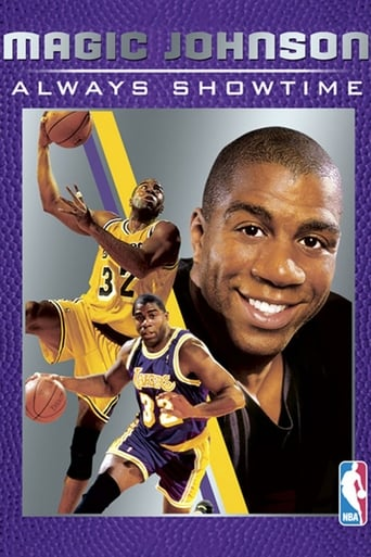 Poster of Magic Johnson: Always Showtime
