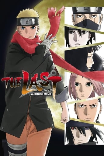 Poster of The Last: Naruto the Movie