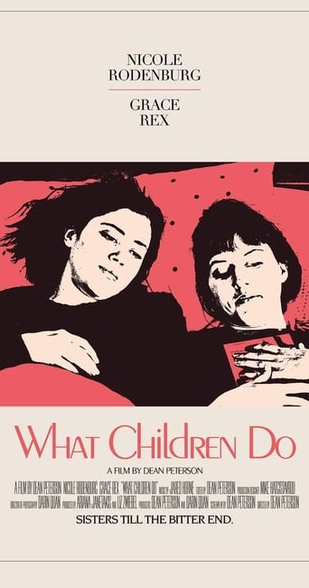 Poster of What Children Do