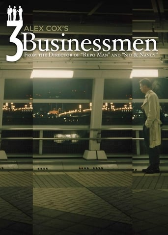 Poster of Three Businessmen