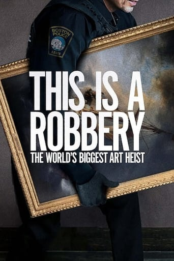 This is a Robbery: The World's Biggest Art Heist image