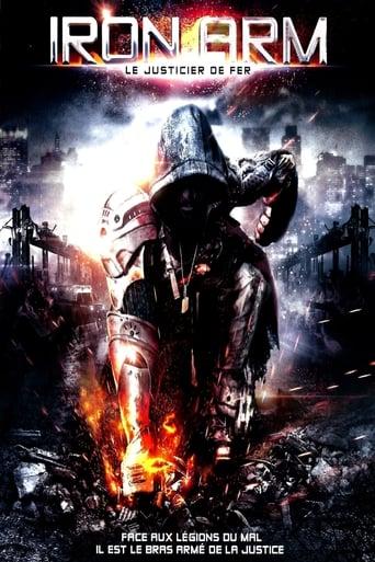 Poster of Iron Arm: Le Justicier de fer