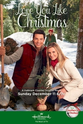 Poster of Love You Like Christmas