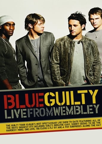 Poster of Blue: Guilty Live From Wembley