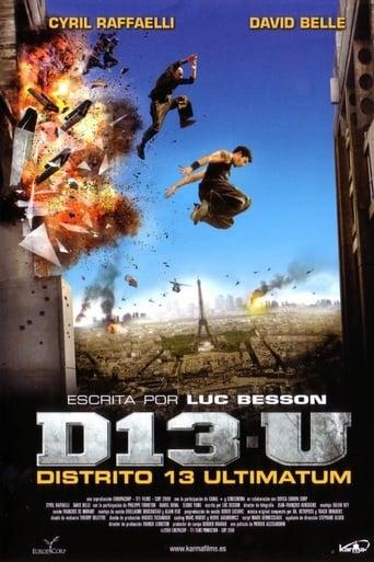 Poster of Distrito 13: Ultimatum