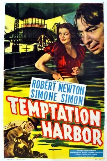 Poster of Temptation Harbour