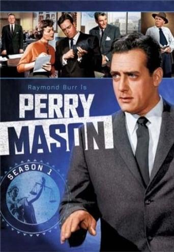 Perry Mason 1ª Temporada - Poster