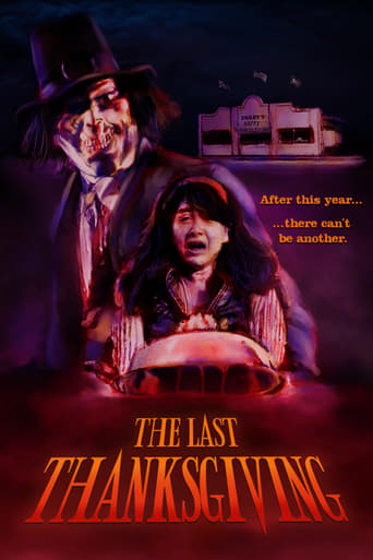 Poster The Last Thanksgiving