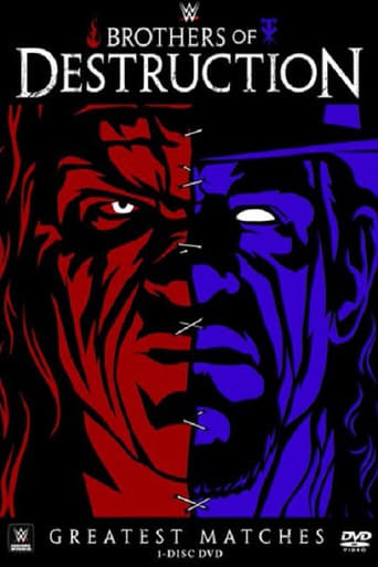 Poster of WWE : Brothers of Destruction