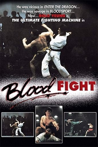 Poster of Bloodfight