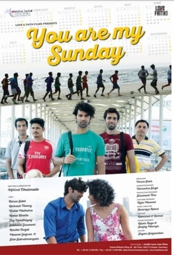 Poster of You Are My Sunday