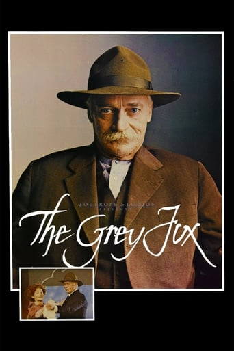 Poster of The Grey Fox