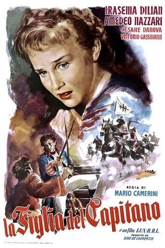 Poster of The Captain's Daughter