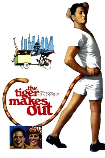 Poster of The Tiger Makes Out