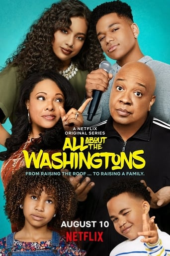 Poster of All About the Washingtons
