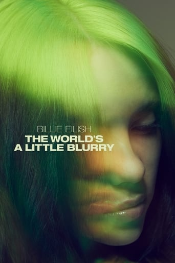 Billie Eilish: The World's a Little Blurry Poster