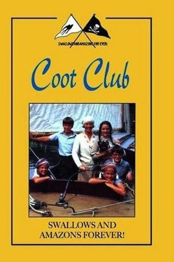 Poster of Swallows and Amazons Forever!: Coot Club