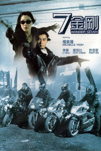 Poster of Wonder Seven fragman