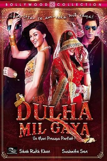 Poster of Dulha Mil Gaya