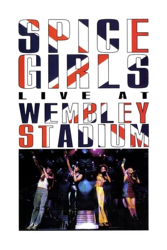 Poster of Spice Girls: Live at Wembley Stadium