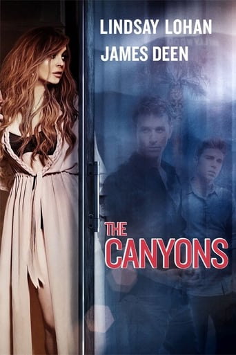 Poster of The Canyons
