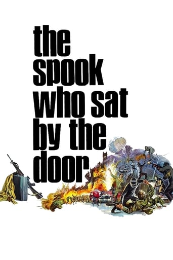 Poster of The Spook Who Sat by the Door