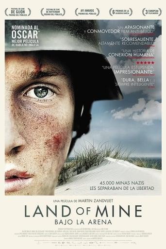 Poster of Land of Mine (Bajo la arena)
