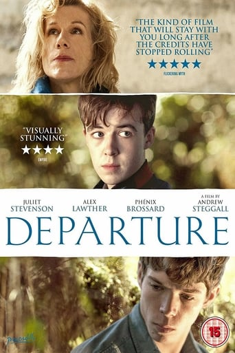 Poster of Departure fragman
