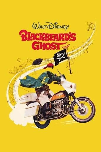 Poster of Blackbeard's Ghost
