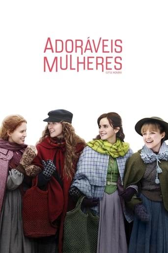 Adoráveis Mulheres - Poster