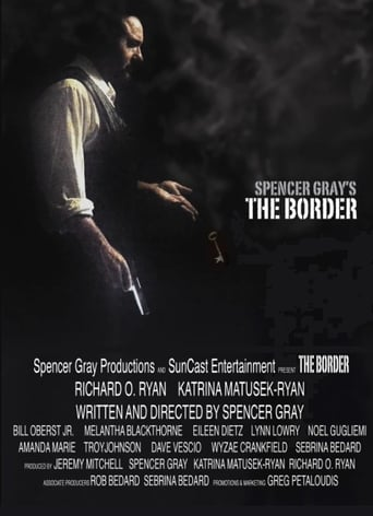 Poster of The Border