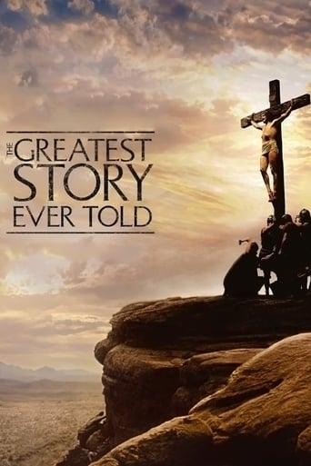 'The Greatest Story Ever Told (1965)