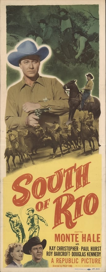 Poster of South of Rio