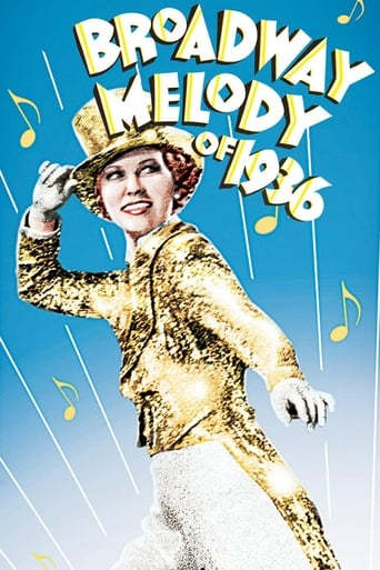 Poster of Broadway Melody of 1936