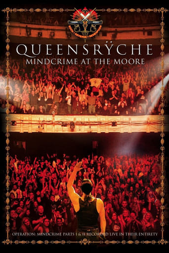 Queensrÿche: Mindcrime at the Moore