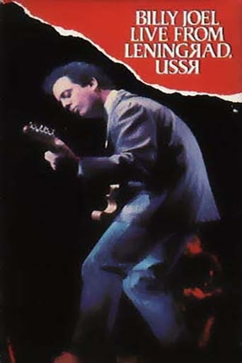 Poster of Billy Joel: Live in Leningrad