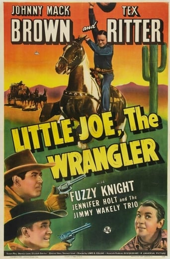 Watch Little Joe, the Wrangler  Free Online