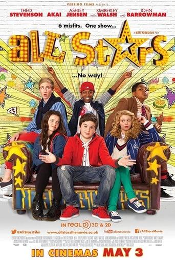 Poster of Street Dance: Pequeñas estrellas