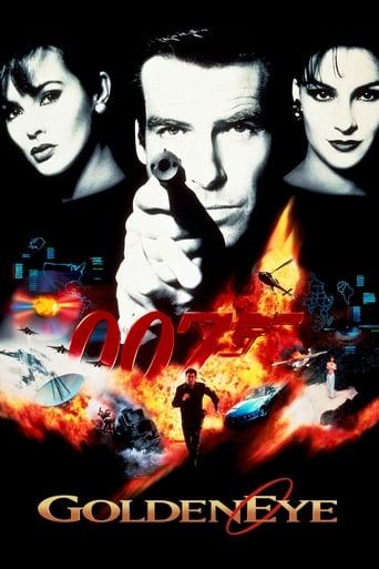 GoldenEye (1995) - poster