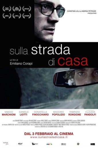 Poster of Sulla strada di casa